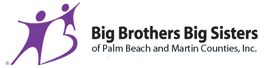 Big Brothers and Big Sisters of Palm Beach and Martin Counties Logo