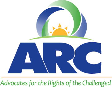 ARC Advocates for the Rights of the Challenged Logo