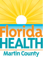 Florida Department of Health Martin County Logo