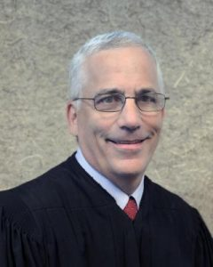 Photo of Judge Steven J. Levin