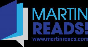 Martin Reads Logo