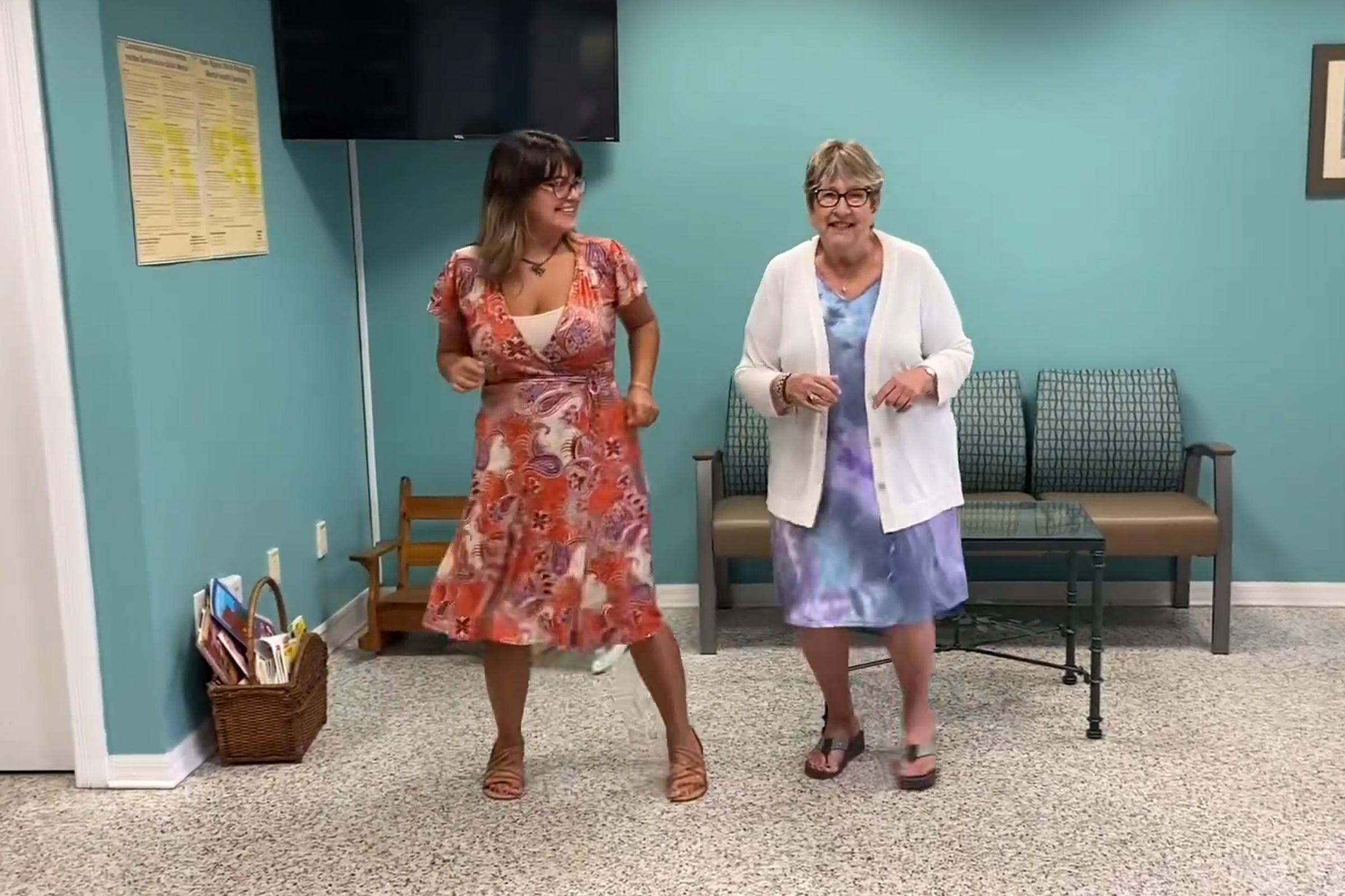 Dancing Around Martin – Helping People Succeed